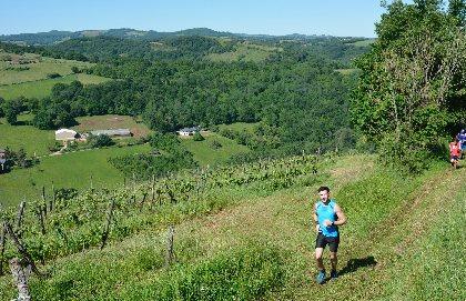 Parcours Trail Nauviale n° 12