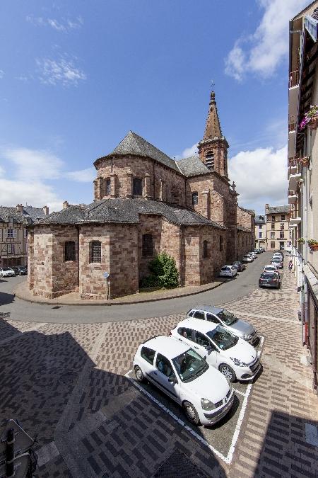 Journées du patrimoine : Autour de l'église de Saint-Amans, visite