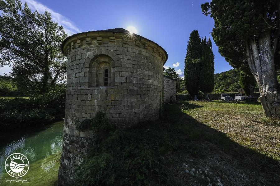 Chapelle St-Amans de Valsorgue
