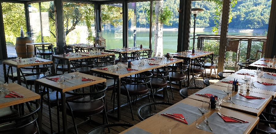 "Restaurant ""L'Annexe la Source"" - Airotel Camping La Source"