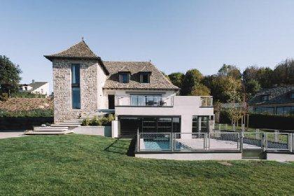 Villa Val d'Aubrac
