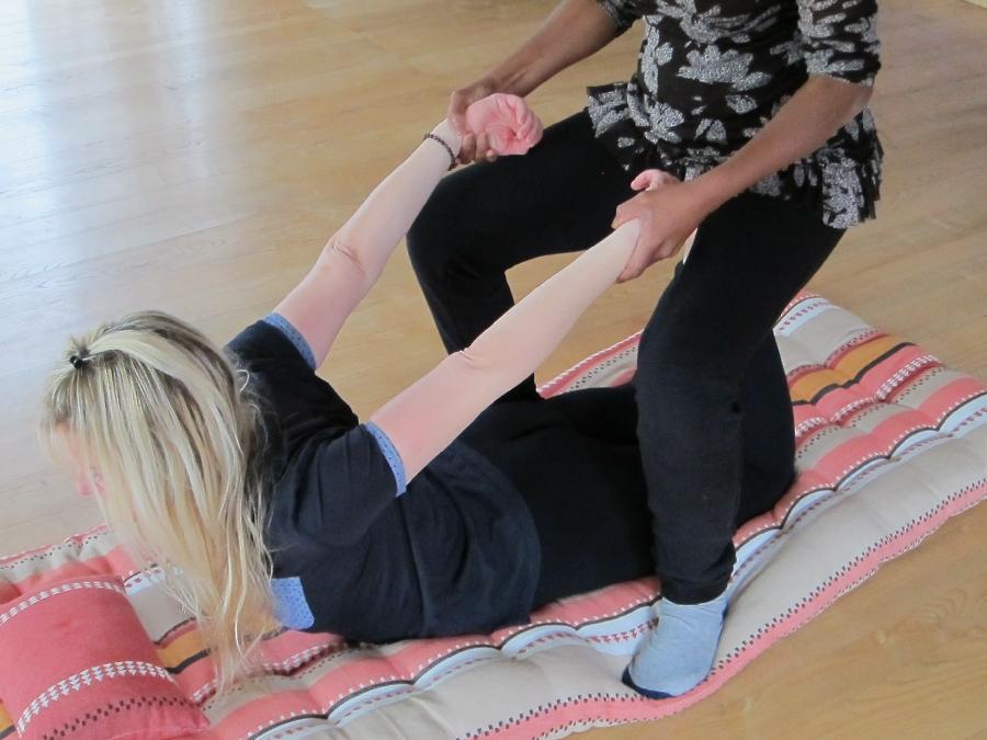 Marie Gélin : Praticienne en massages Bien-Être et hypnose
