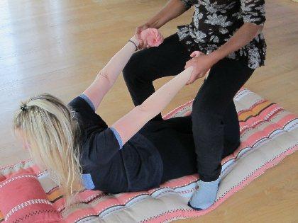 Marie Gélin : massage bien-être et hypno massage, Marie gélin