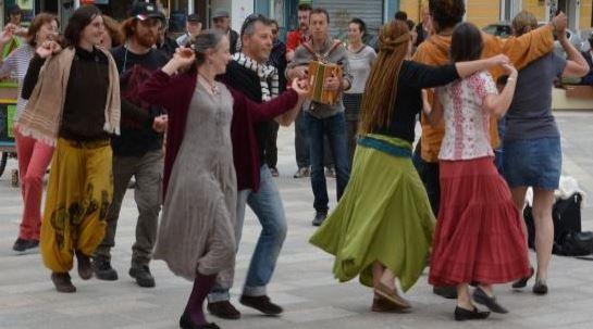 ATELIER- Soirée danses traditionnelles