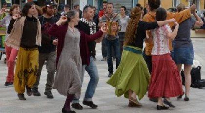 Soirée danses traditionnelles