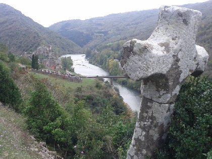 La Ligne Verte, Itinérance en Vallée du Tarn