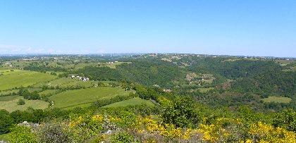 Randonnée La vallée du Céor