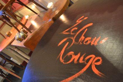 Repas mes résolutions oubliées au restaurant le Chou Rouge