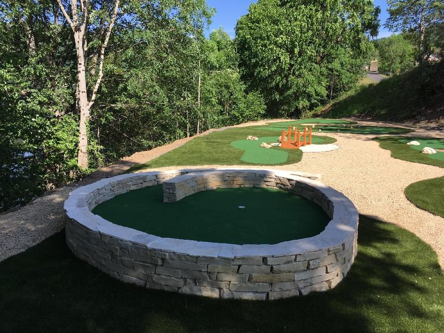 Mini-golf - AIROTEL Camping La Source