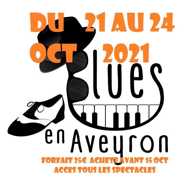 Festival Blues en Aveyron à Castelnau de Mandailles