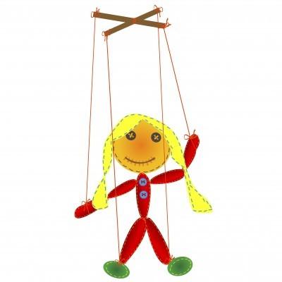 Spectacle de Marionnettes pour enfants sur le sentier de l'imaginaire à Brommat