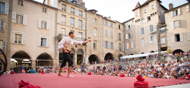 Festival en Bastides