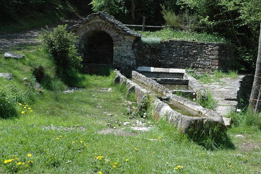 Cyclotourisme: Circuit des Fontaines Voûtées