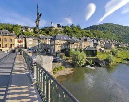 Cyclotourisme : Circuit de Saint Geniez d'Olt
