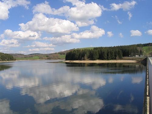 Cyclotourisme : Circuit des Lacs du Lévezou