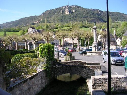 Cyclotourisme: Circuit entre Serre et Lot