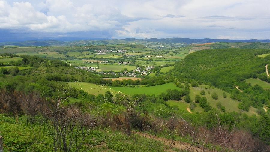 Cyclotourisme: Circuit de la vallée de l'Olip