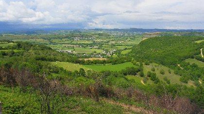 Cyclotourisme: Circuit de la vallée de l'Olip ,