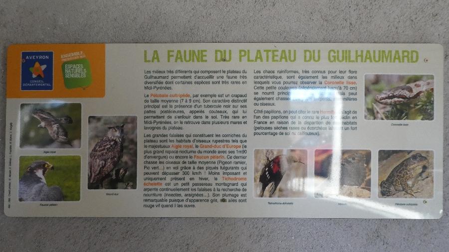 Maison du Guilhaumard - Espace naturel sensible