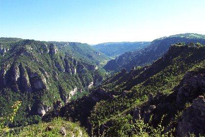 Cyclotourisme: Circuit des Gorges du Tarn