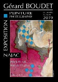 Exposition : Gérard Boudet - Peintures et Photographies