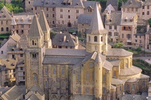 Cyclotourisme : Circuit de Conques