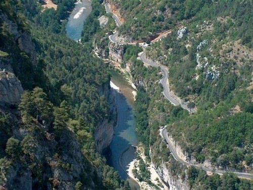 Cyclotourisme : Circuit des Gorges du Tarn