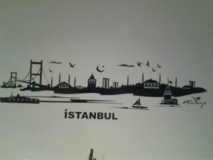 Istanbul, Spécialités turques, Restaurant Istanbul