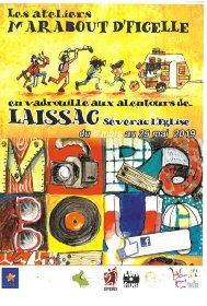 La caravane Marabout d'ficelle: Exposition