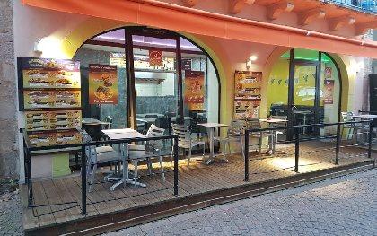 Amaya's Burger et Tacos, OT Villefranche-Najac