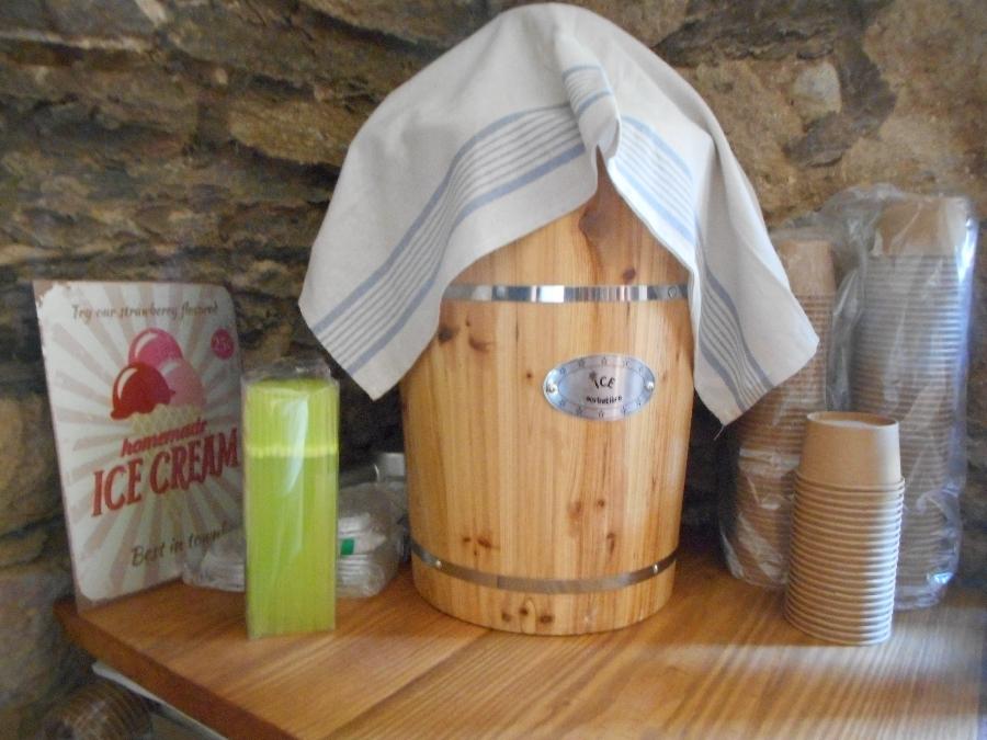 The tavern - auberge