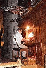 Journée jacquaire : concert orgue et flûte