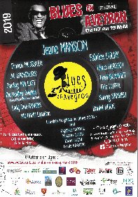 Festival Blues Aveyron - Concert hommage à Claude LUTER