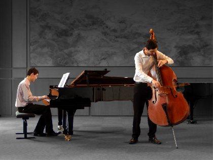 Concert Alter Duo Jean-Baptiste Mathulin, Julien Mathias