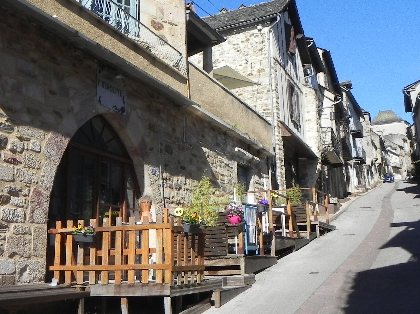 L'insolite - restaurant, OT Villefranche-Najac