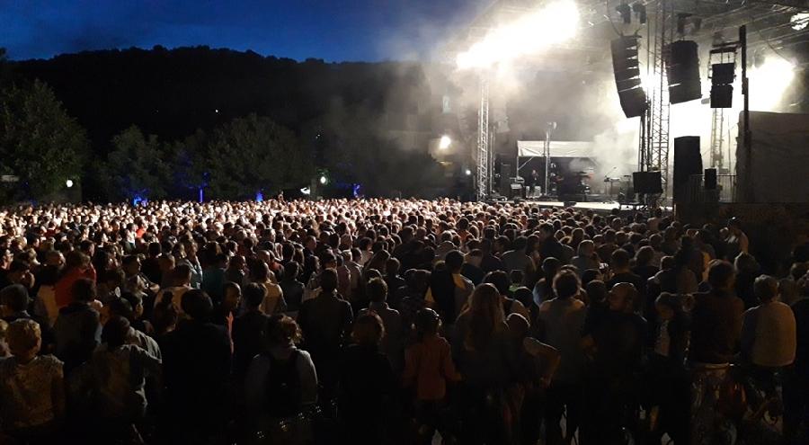 Grand concert de l'été à St Geniez d'Olt