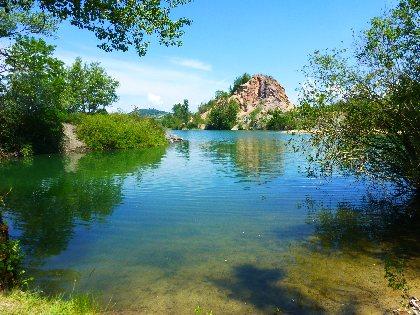 Pêche au Lac de la Cisba, Office de Tourisme des Causses à l'Aubrac