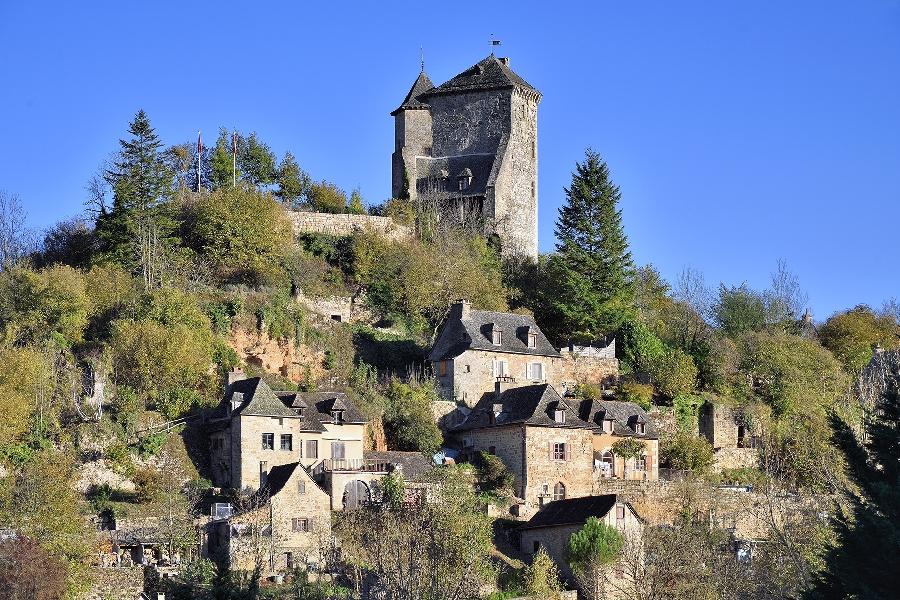 Randonnée de Muret-le-Château - Les corniches des Douzes