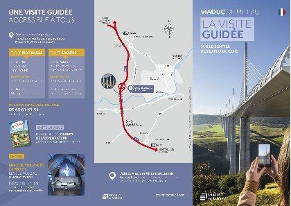 Visite du Viaduc de Millau en langue des signes