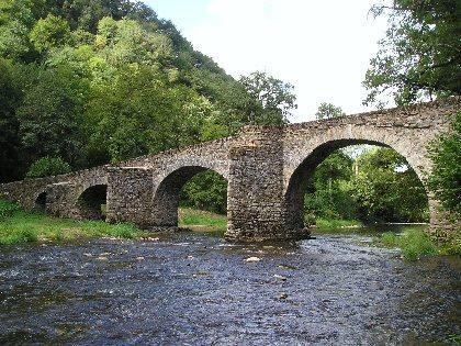 Pont de Comencau, Andre Mazenc