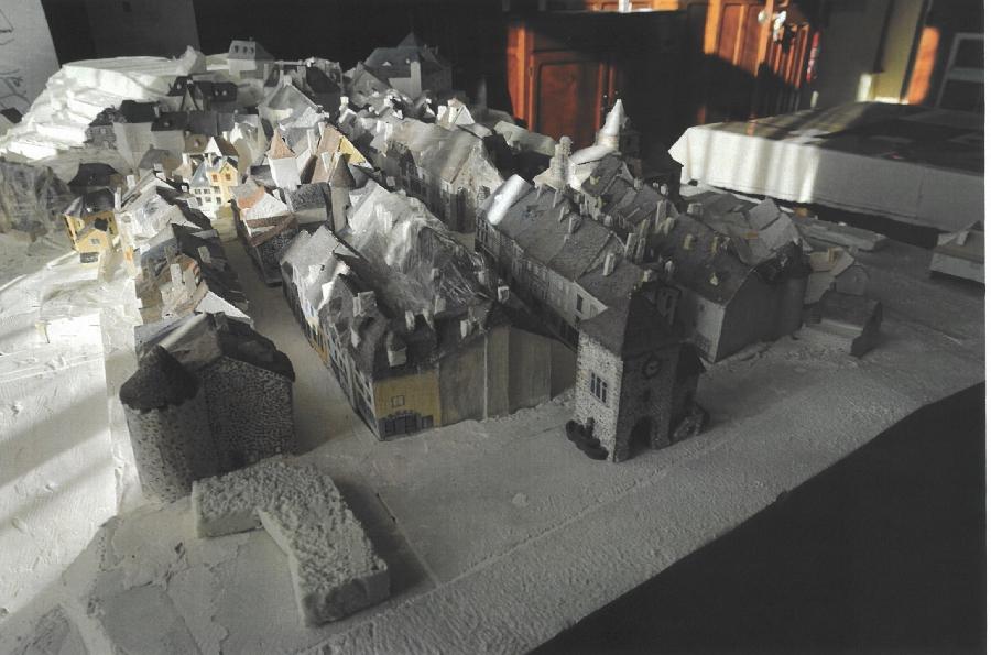 Maquettisme à Mur-de-Barrez