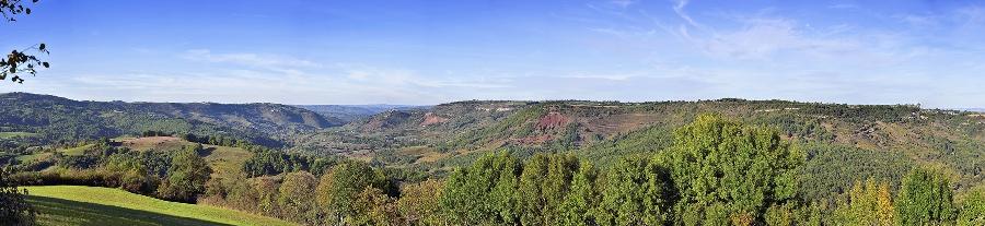 Randonnée Saint-Christophe - Le puech du Cayla