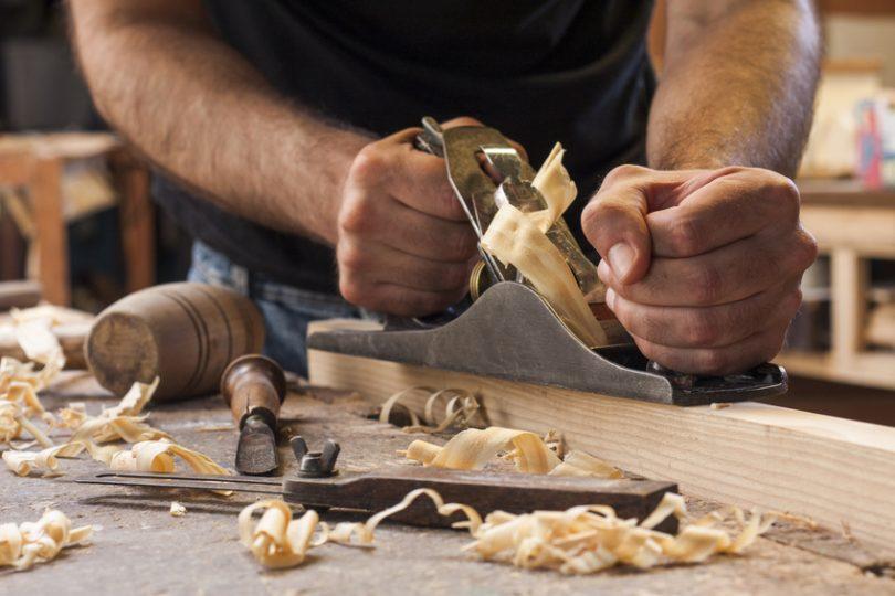 Atelier bois au Grand-Mas
