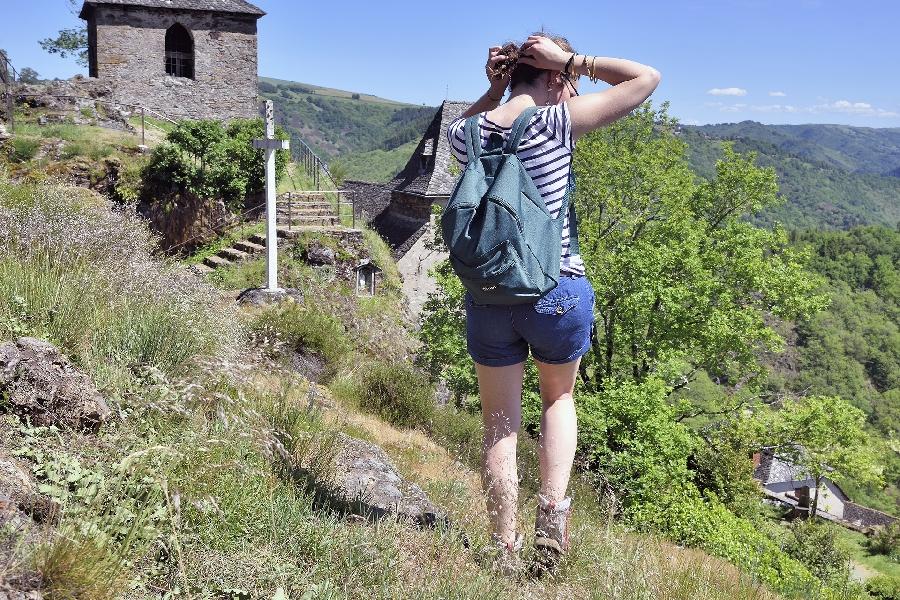 Randonnée Grand-Vabre - La Vinzelle