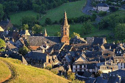 Randonnée Marcillac - Des moulins aux Vignes