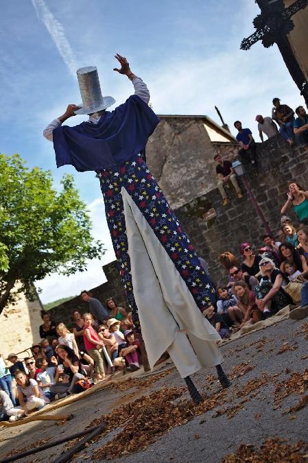 Balade circo-musicale