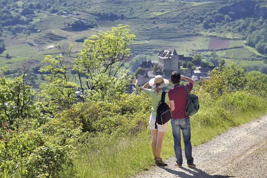 Randonnée Clairvaux - Le Vallon de Clairvaux
