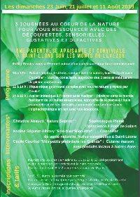 Journée nature sophrologie et bien-être