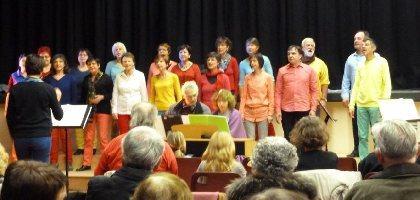 Show de la Chorale Grain de Phonie