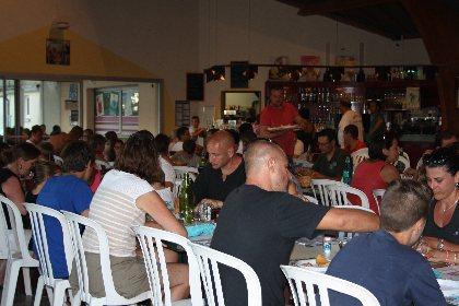 Restaurant les Terrasses du lac, CAMPING LES TERRASSES DU LAC - Lac de Pont de Salars